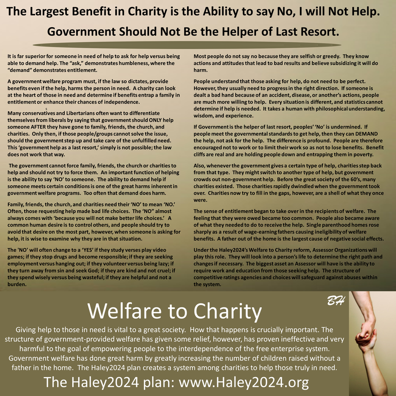 government assistance welfare